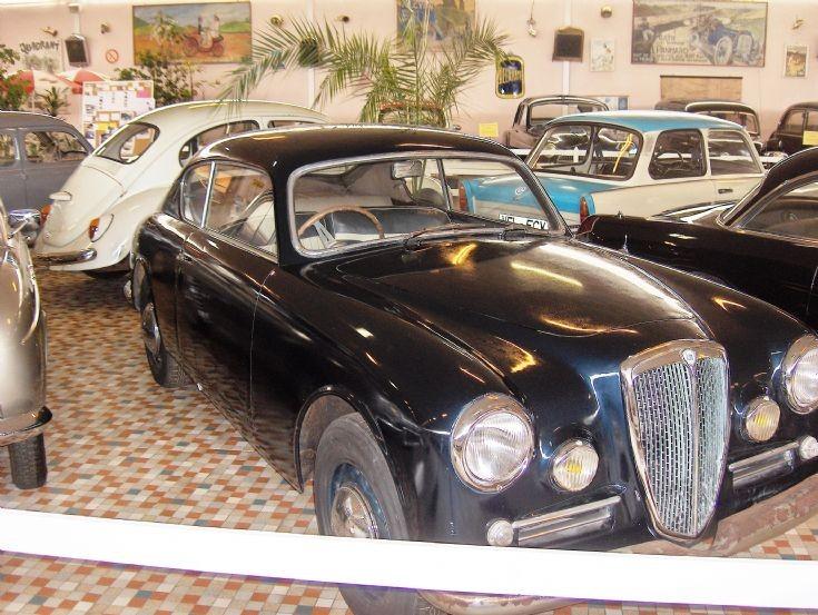 1954 Lancia B20 GT