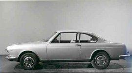 1954 Lancia Flavia Pinin Coupe