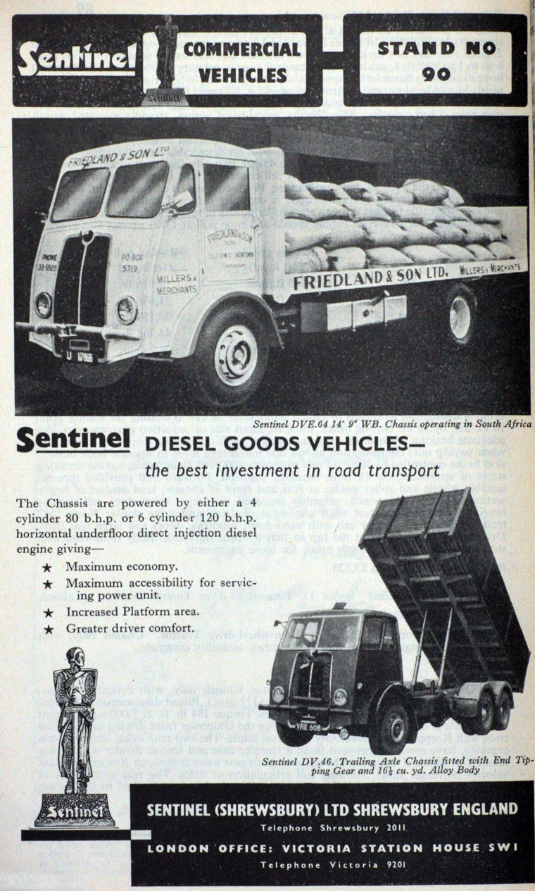 1954 Sentinel