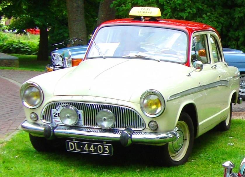 1954 TAXI-SIMCA 9 NL