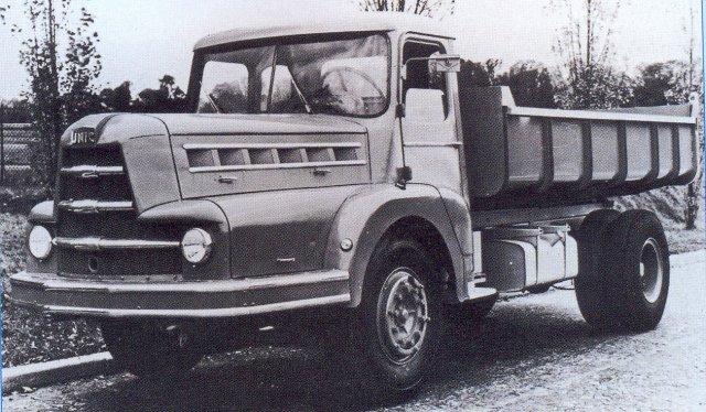 1954 UNIC ZU 100
