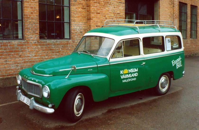 1954 Volvo P210 2