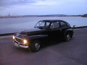 1954 Volvo PV444 5