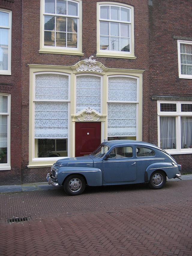 1954 Volvo PV544 0