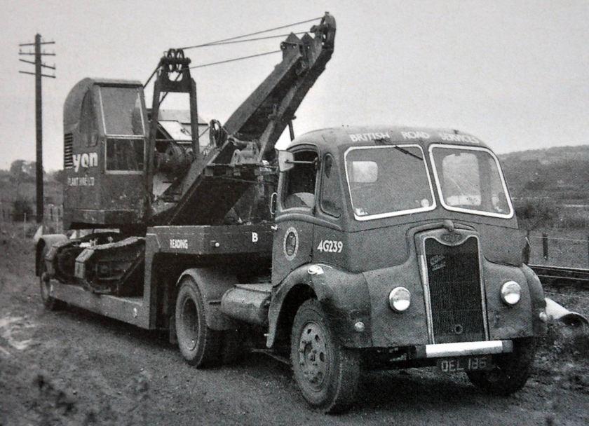 1955 Guy Otter BRS Artic