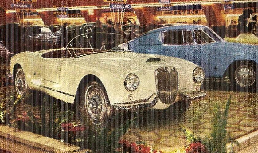 1955 Lancia Aurelia B24