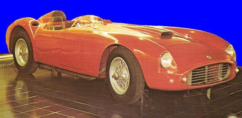 1955 Lancia D25 2