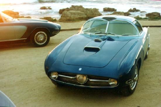 1955 Lancia Nardi Blue Ray I