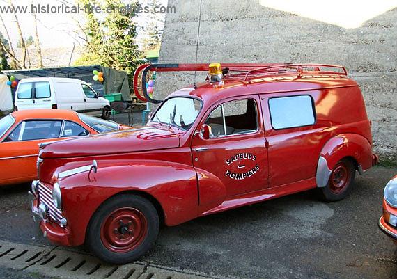1955 Peugeot 203