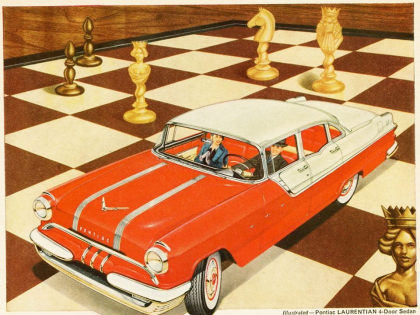 1955 Pontiac Laurentian