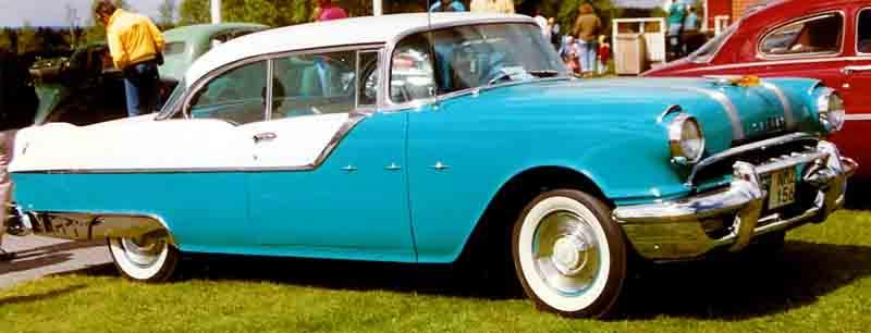 1955 Pontiac Star Chief a