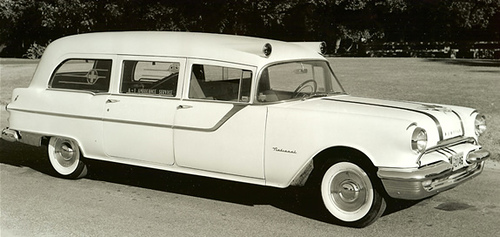 1955 Pontiac Texas Waco Ambu