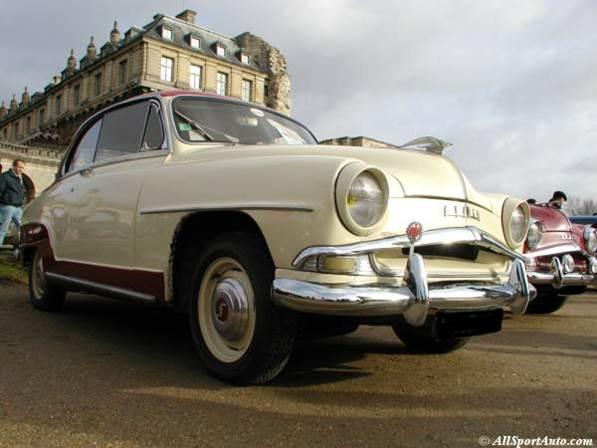 1955 Simca Aronde 1300 Grand Large