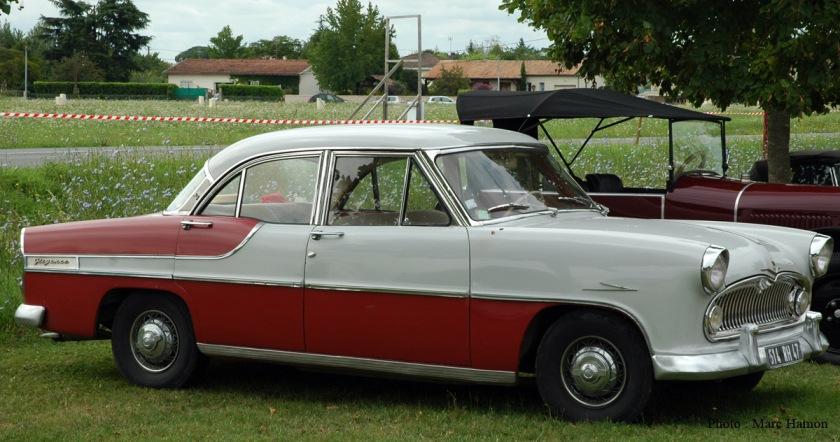 1955 Simca Régence