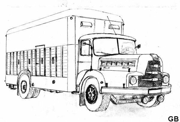 1955 UNIC ZU 100