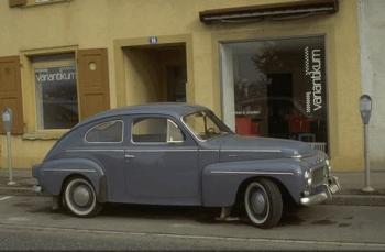 1955 Volvo PV544 1