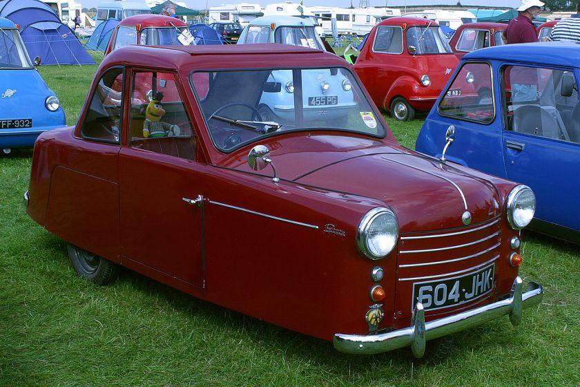 1956 AC Petite Mk II
