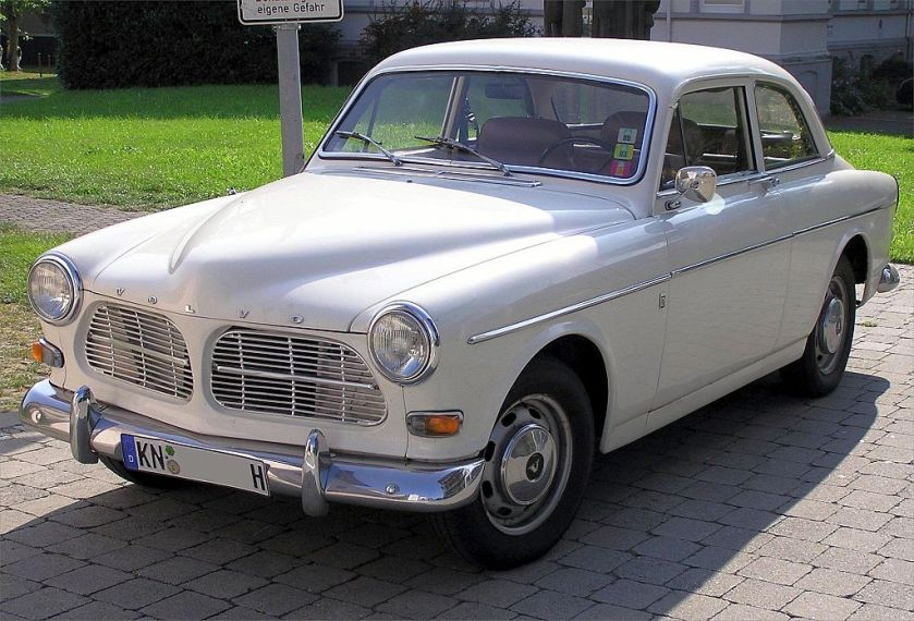 1956 Auto Volvo 121 6 Amazon