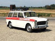 1956 Fiat 1100 Servizio Corse Abarth