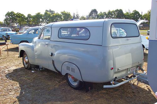1956 Holden FJ utility
