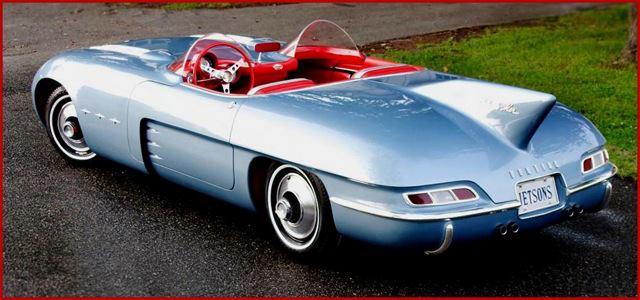 1956 Pontiac Club De Mer a