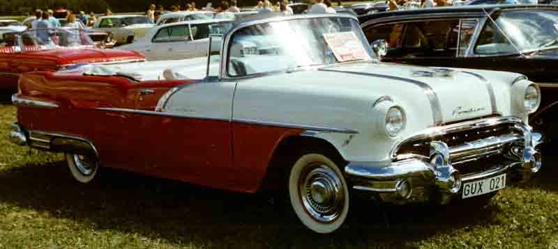 1956 Pontiac Laurentian Convertible