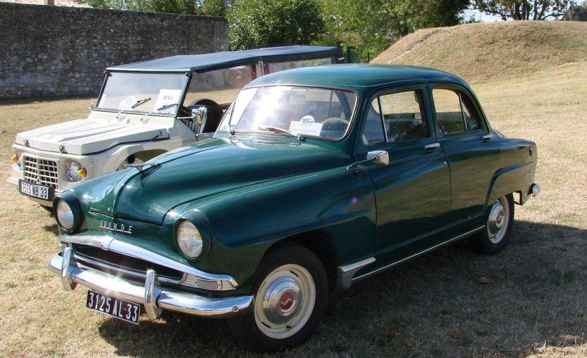 1956 Simca Aronde