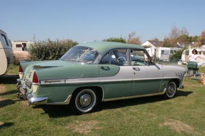 1956 Simca Regence
