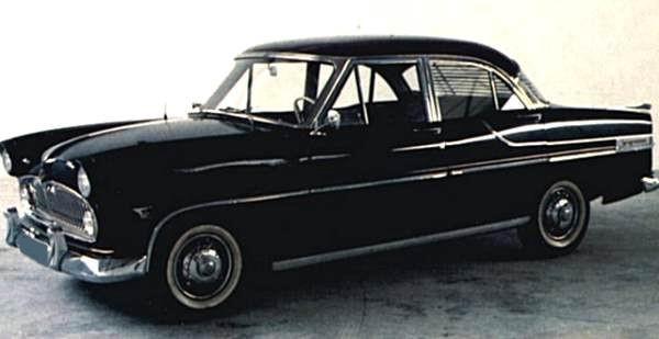1956 Simca Vedette