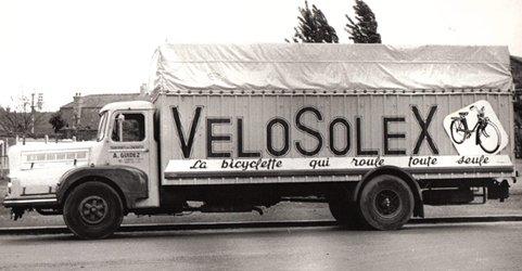 1956 UNIC Verdon porteur