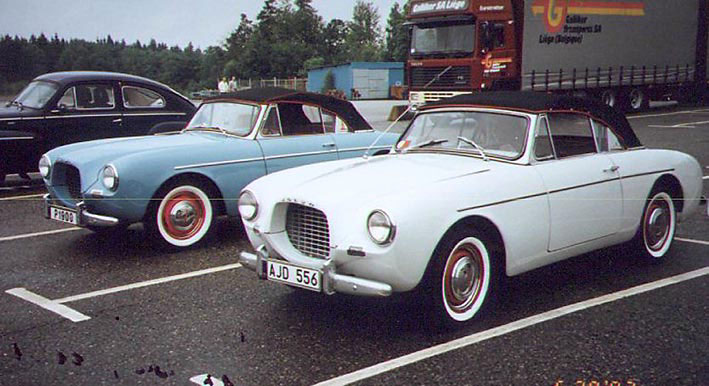 1956 Volvo 1900 2