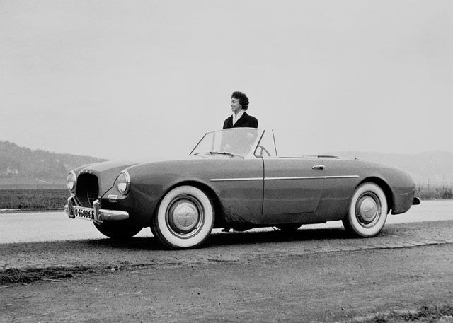 1956 Volvo 1900 3
