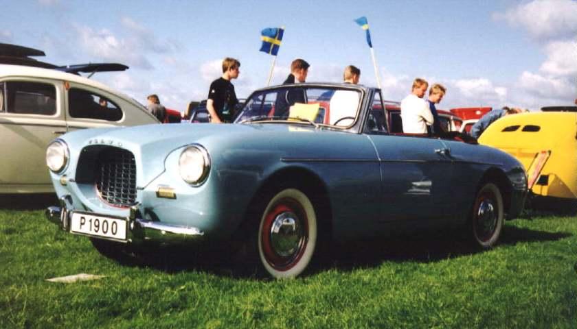 1956 Volvo 1900