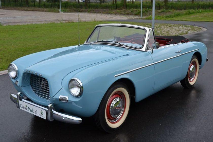 1956 Volvo P1900
