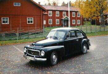 1956 Volvo PV544 2