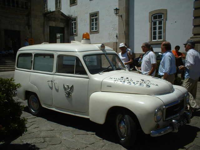 1956 Volvo special 16