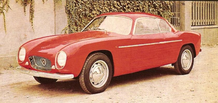 1957-58 Lancia Appia zagato 57 001