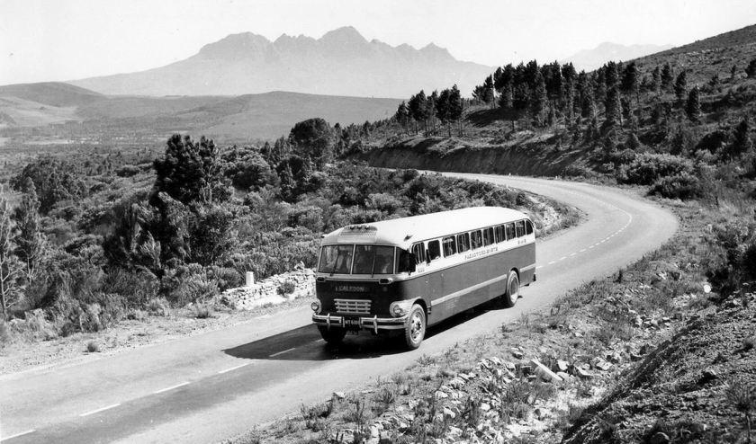 1957 Brill Bus