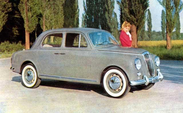 1957 lancia appia series 2