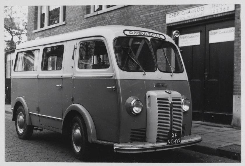 1957 Peugeot  D3A