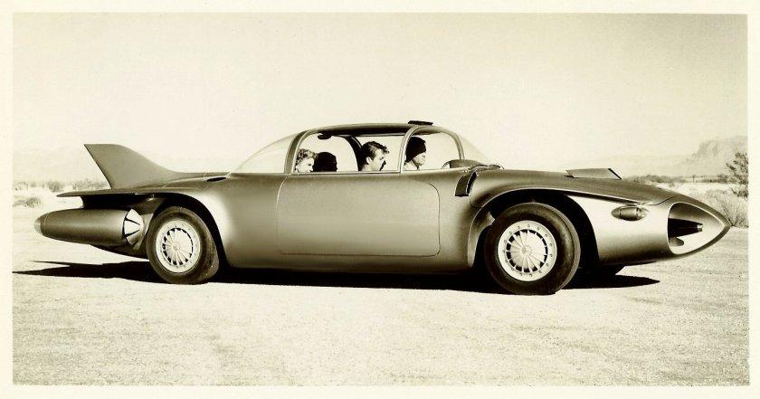1957 PONTIAC Firebird 2