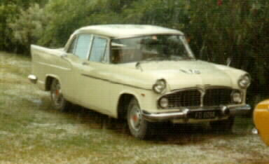 1957 SIMCA 4