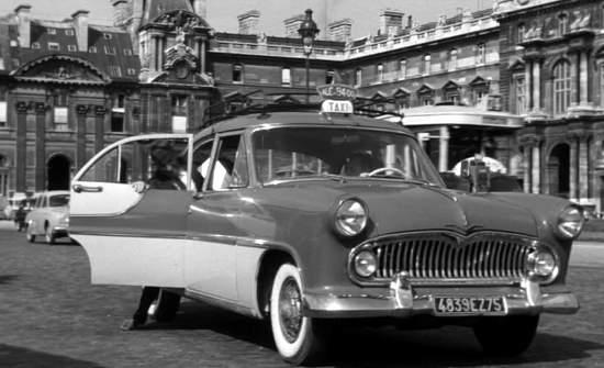 1957 Simca Vedette Régence