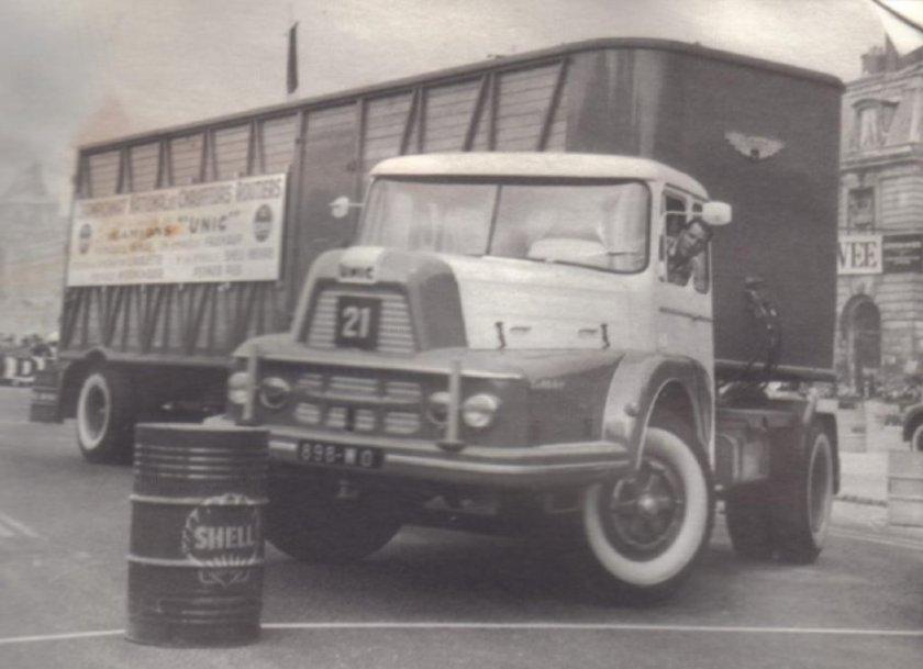 1957 Unic Izoard