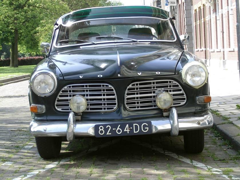 1957 Volvo 123 Amazone 1