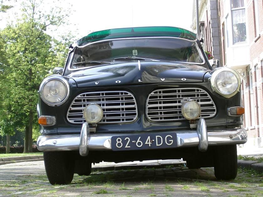 1957 Volvo 123 Amazone 2