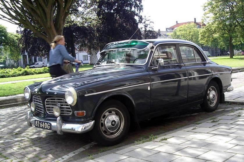 1957 Volvo 123 Amazone 3