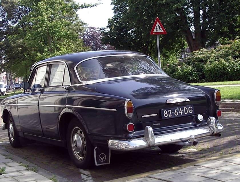1957 Volvo 123 Amazone 4