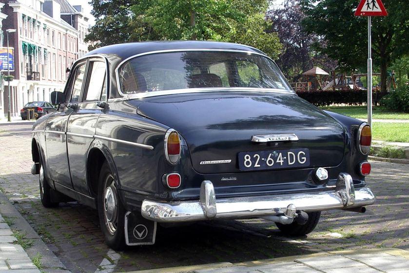 1957 Volvo 123 Amazone 5