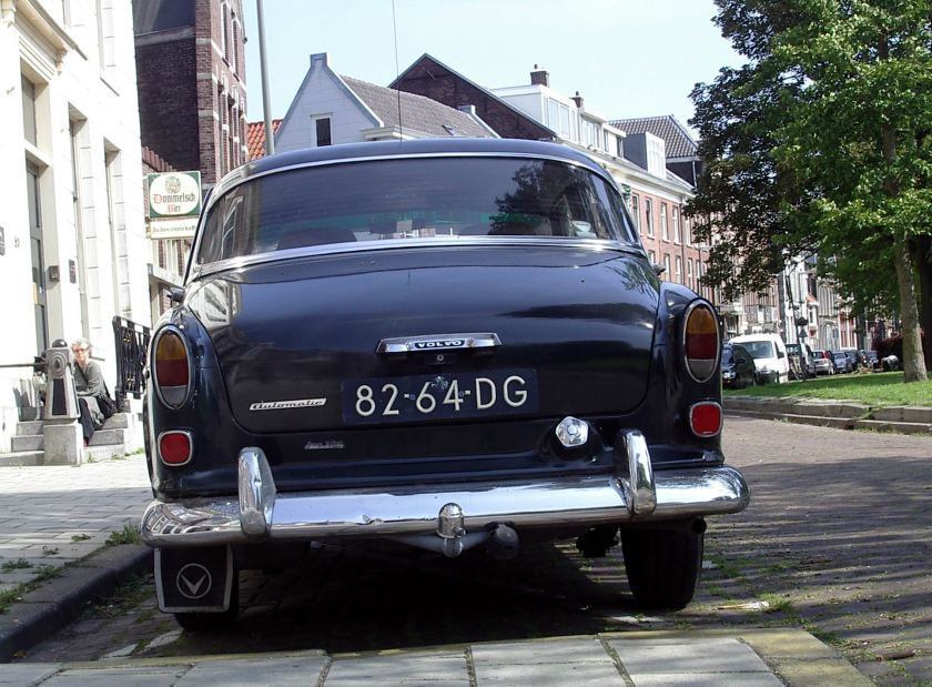 1957 Volvo 123 Amazone 6
